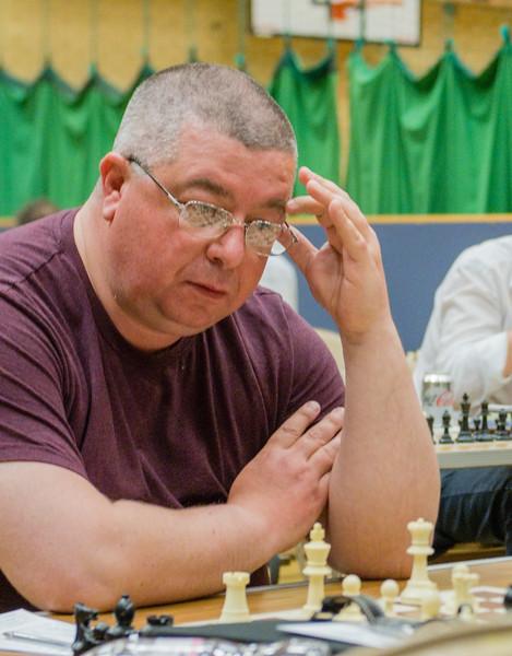 Steve Rush, joint winner Intermediate section