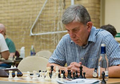 Keith Maudsley, joint Major winner