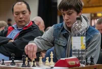 Daniel Varney, u180 section winner