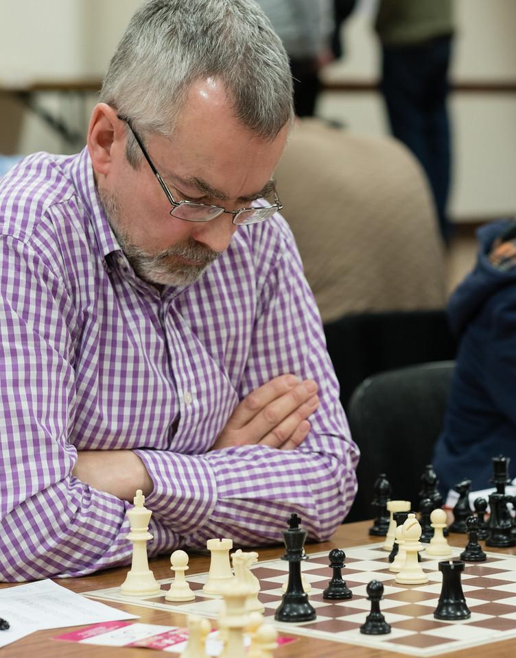 Steve Barry, u145 section joint winner