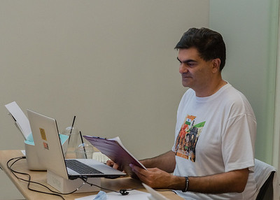 Adam Raaof (organiser)