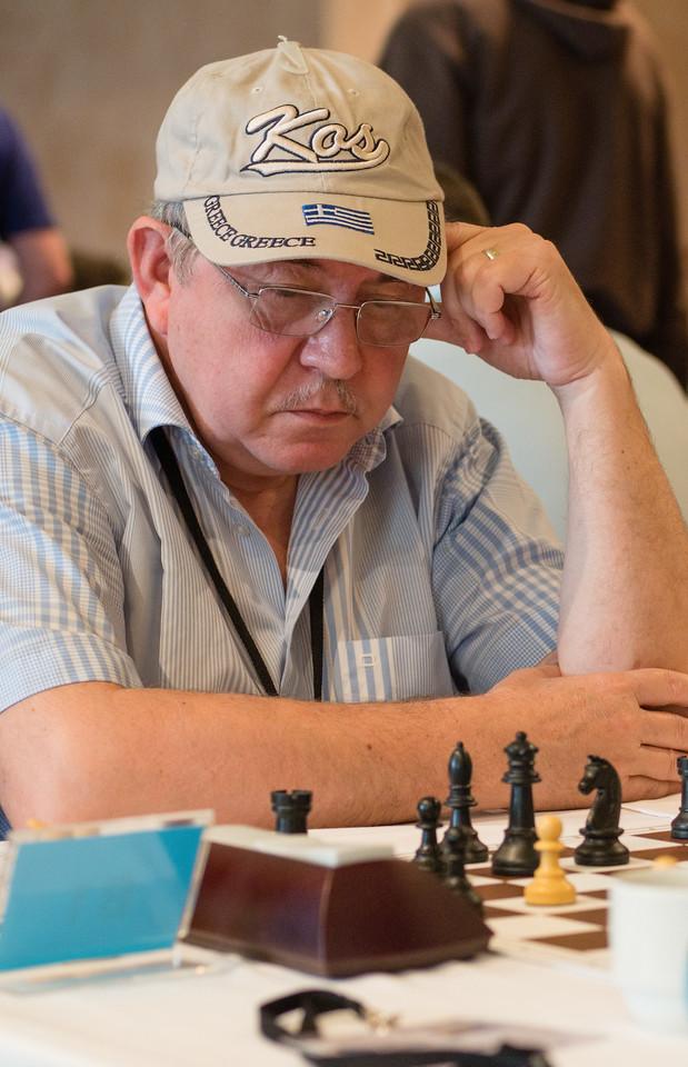 Sandor Biro, group B winner