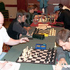 L-R: Jim Geary, John Gurczak, Nick Thompson, David Adelberg, & Matt Fiedor (grey)