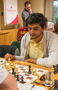 Athar Ansari (major section winner)