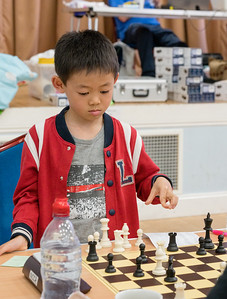 Harry Zheng, u130 section winner