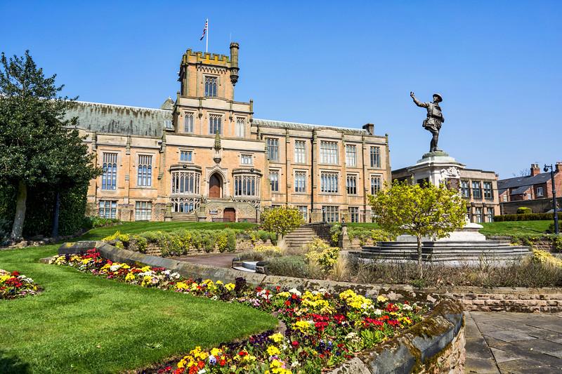 Nottingham High School (venue)