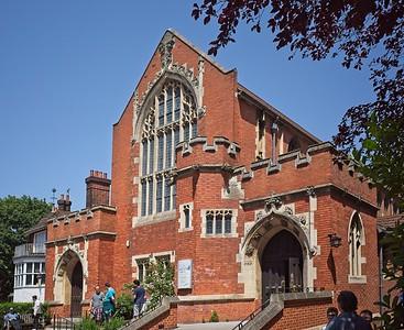St Luke's Church (venue)