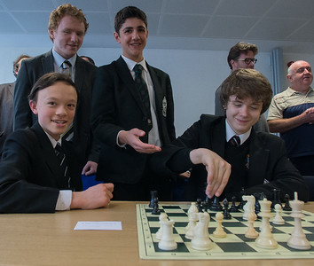 Team Chess Challenge
