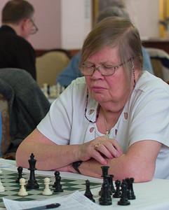 Lana Boztas, joint winner of u120 section
