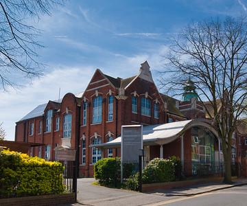 Southend Adult Community College (venue)