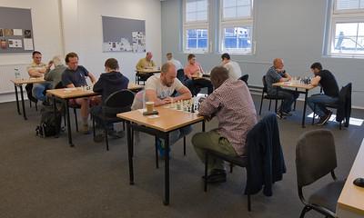 Top Boards FIDE Open (round 1)