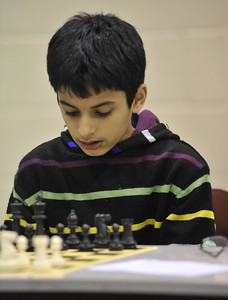 Tarun Malhotra (Nothwood Prep School and 4NCL AMCA)