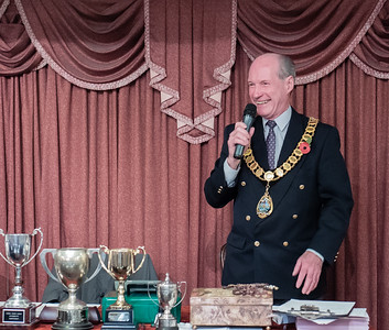 Councillor Ray Hill opens the congress