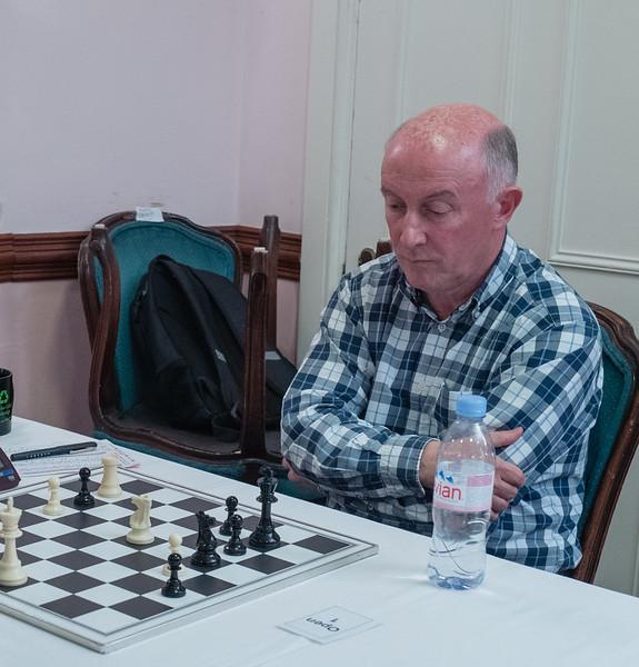 Bill McDougall, open section winner