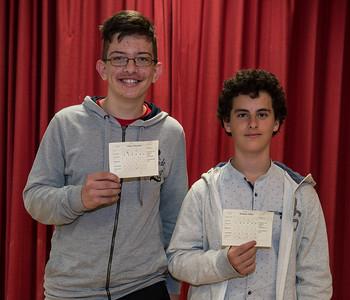 Viktor Stoyanov & Dominic Miller