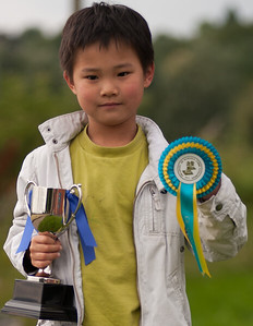 Haolin Zhao is one the top 5 year olds in England.