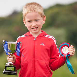 Alex Golding (Ashtead, Wey Valley and Surrey)  Alex won the Under-8 Ultimo Trophy.