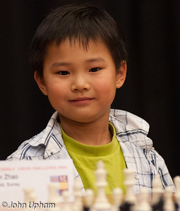 Haolin Zhao is one the top 5 year olds in England