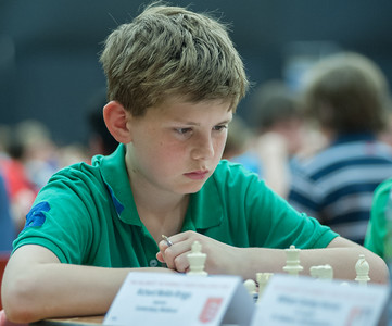 Richard Meikle-Briggs, Under-13, Gunnersbury/Richmond JCC, Middlesex