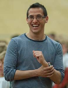 IM Lorin D'Costa, four times winner of the UK Chess Challenge
