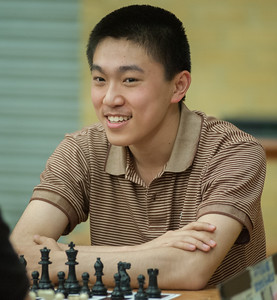 IM Yang-Fan Zhou, Under-18 Ultimo, Whitgift, Surrey