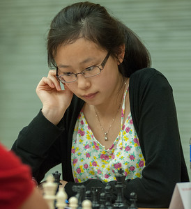 Maria Wang, Under-17 Ultima, Oxford High, Oxfordshire