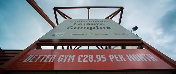 Rivermead Leisure Centre, Reading