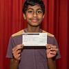 Tharshan Kuhendiran, Challengers C, 2nd=