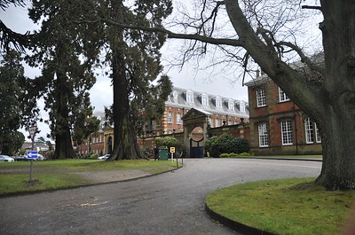 The magnificent grounds of Wellington College, Crowthorne, Berkshire.