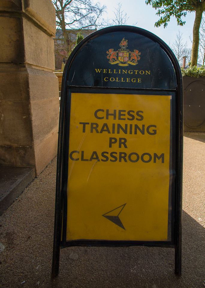 Wellington College Chess Training