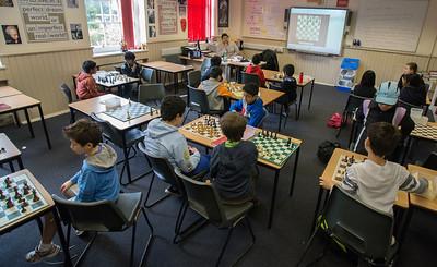 Wellington College Chess Training