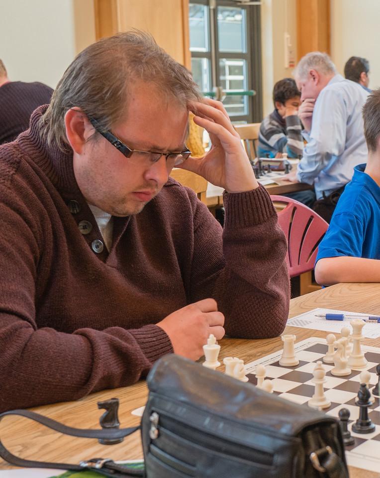 John Wunderle, u120 winner