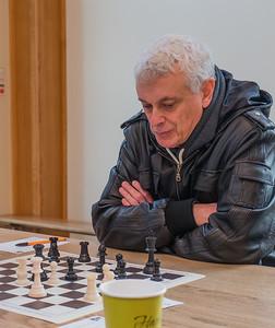 John Nunn, open section winner