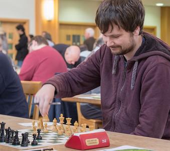 James P Jackson, open section winner