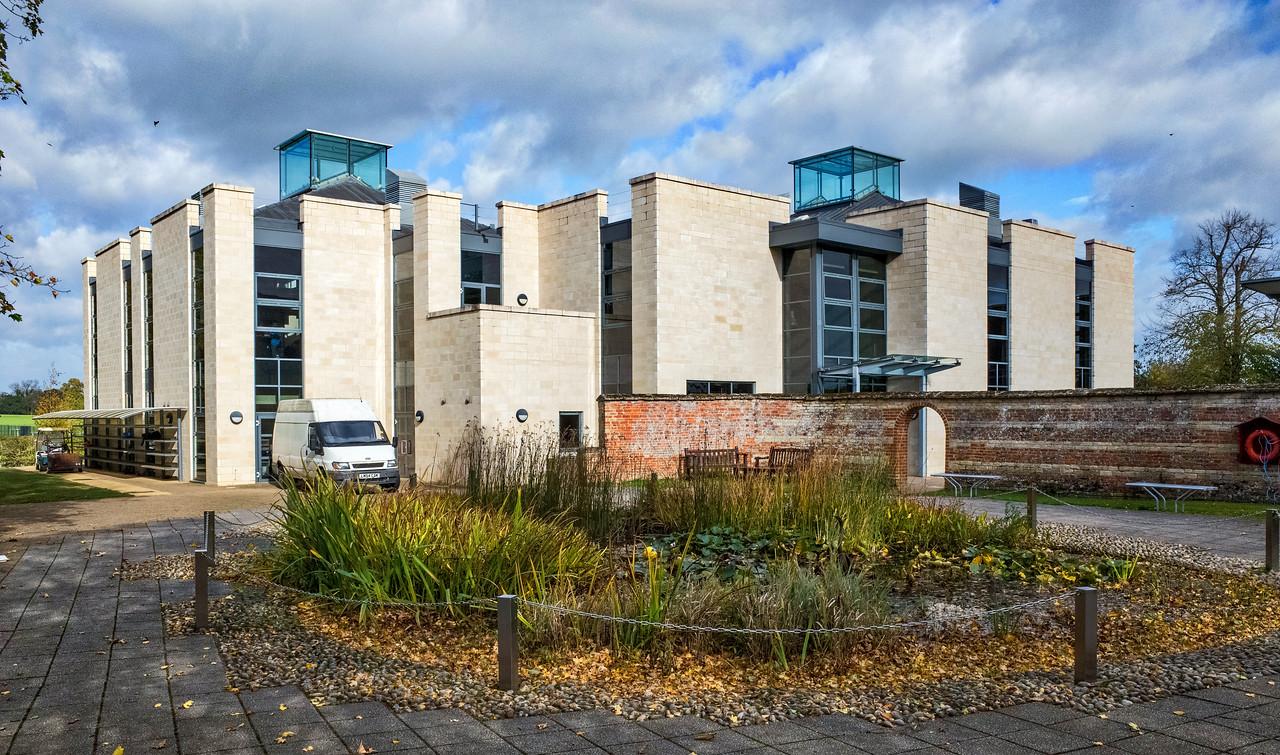 Cokethorpe School (venue)
