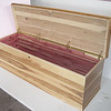 "Blanket Chest 72"" - Hickory"