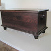 Blackened Oak Florenceville Chest
