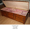 "Harmony Chest 64"" - Antique Cherry"