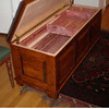"Harmony Chest 50"" - Antique Cherry"