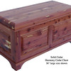 "Harmony Chest 36"" - Solid Cedar"