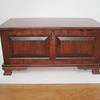 Antique Cherry Heritage Chest