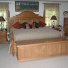 "Hope Chest 72"" - Natural Oak"