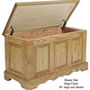 "Hope Chest 36"" - Honey Oak"