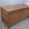 "42"" Cinnamon Oak Lancaster Cedar Chest"