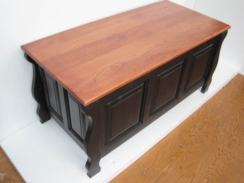 Sleigh Chest - Cherry