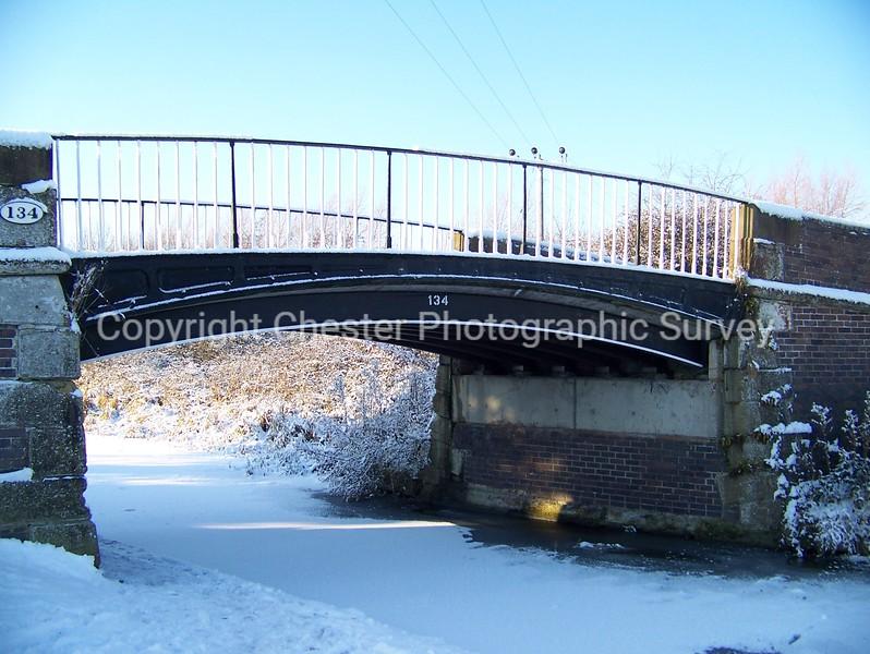 Iron Bridge No 134: Caughall