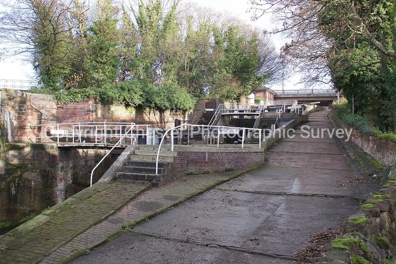 Northgate Locks: Shropshire Union Canal: Northgate