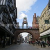 Eastgate Clock, 2-6 and 1-3 Foregate Street