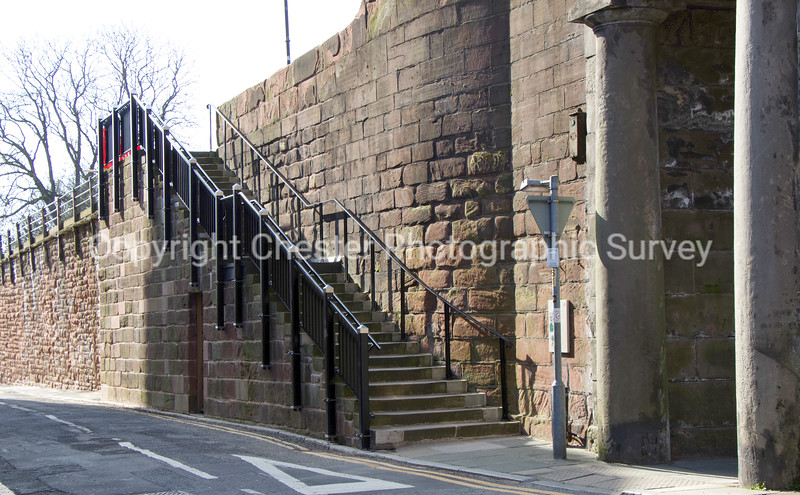 The Northgate Steps: Water Tower Street