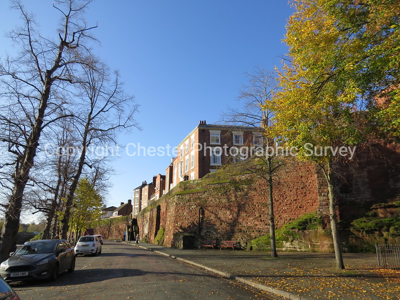 City Walls and The Groves